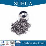 bola de acero G100 de carbón de la bola de acero de 50m m