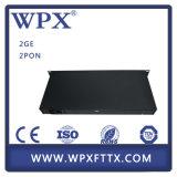 Dispositivo 2 Pon Gepon portuario Olt de Olt para la ISP