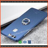 Caja del teléfono del sostenedor del anillo del silicón para iPhone8 Huawei MI Vivo