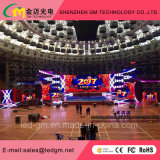 Super Quality HD P6.25 Interior de Alquiler LED Displayl / Video Wall, nosotros $ 660