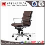 Lederner Büro-Möbel-klassischer Schwenker-Manager-leitende Stellung-Stuhl (NS-6C015)