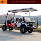 熱い販売6のSeater電気ハンチングゴルフカート