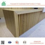 Freier Empfang-Schreibtisch des Entwurfs-CAD und 3D für Hotel