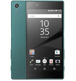 Ursprüngliche Mobiltelefon-heiße Verkaufs-Fabrik freigesetzter intelligenter Handy Z5 des Android-4G