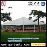 Tenda di alluminio di cerimonia nuziale con la tavola rotonda