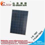 27V painel solar poli 220W-235W para a planta solar, sistema residencial