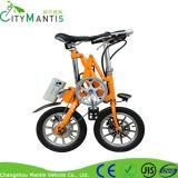 14 Zoll-Aluminiumlegierung faltendes E-Fahrrad (YZTD-7-14)