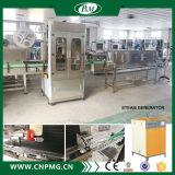 PVC/Pet 플레스틱 필름 수축성 소매 레테르를 붙이는 기계