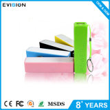 Vente en gros Smart Mobile Power Charger Parfum Power Bank 2600mAh
