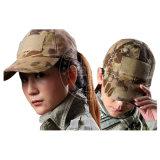 エマーソンのホック及びループパッチの野球帽の帽子Kryptek Typhon Camo