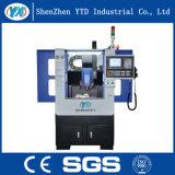 Máquina de gravura elevada do CNC do vidro do telefone de pilha de Quatity/tampa