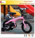 Mädchen-Stadt-Fahrrad befestigt für 3 Jahre Kind-