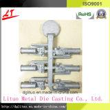 OEM/ODMの(アルミニウム及び亜鉛)金属は習慣のためのダイカストの電気通信の部品を