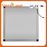 Painel de parede acrílico do diodo emissor de luz da luz de teto do quadrado 100-240V