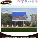 Pubblicità di alta parete del video di colore completo LED di definizione P6 dello schermo
