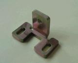 Peças de metal fazendo à máquina da folha do cobre do aço inoxidável