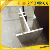 La mayoría del aluminio de aluminio popular de la ranura del lingote T para mecánico fijo