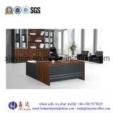현대 사무용 가구 간단한 L 모양 사무실 테이블 (S601#)