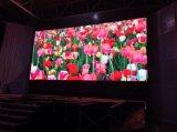 Afficheur LED P8 polychrome pour la publicité extérieure