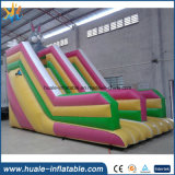 Diapositiva inflable colorida barata comercial popular 2016