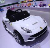 Porsche-Fernsteuerungsfahrt auf Auto