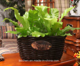 (BC-WF1024) Чисто Handmade естественная корзина цветка вербы