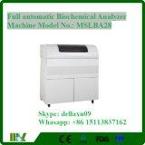 Máquina bioquímica automática cheia Mslba28A do analisador