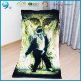 工場直売の反応印刷のカスタム綿のビーチタオル
