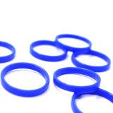 Borracha de silicone macio anel de vedação