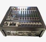 Misturador de som de série 500W Dmr Series com efeito digital 99DSP