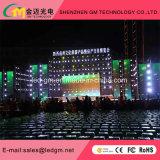 고해상도 LED 디스플레이 pH2.5mm 임대 LED 스크린 P3 실내 대여 디스플레이가 내각을 다이 캐스팅 LED