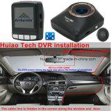 """2.4 """" G-Sensore incorporato eccellente dell'automobile 1296p DVR di risoluzione di Ambarella A7la50 2k, 5.0mega macchina fotografica, Hdr, WDR, funzione DVR-2404 di Dectection di movimento"""