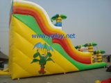 Inflatable Bounce Jumping Slide Juego Inflable