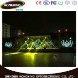 Schermo di visualizzazione esterno locativo del LED di colore completo di alta qualità P10