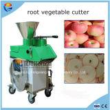 Coupe-fruits industriels automatiques FC-311, tomate au citron, cube, tranche, coupeuse