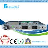 Transmisor óptico de fibra de la salida 1310nm CATV de la manera del AGC 1