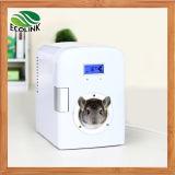 Chambre fraîche d'été de hamster pour le petit habitat vivant de refroidissement animal de hutte de hamster de rat syrien de gerbille pour le hamster de souris et de nain