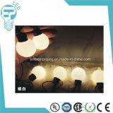 Adressierbares der Weihnachtsbeleuchtung-LED Punkt-Pixel Zeichenkette RGB-LED