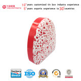 Neuer Art-Offsetdrucken-Metallzinn-Kasten für Geschenk/Fertigkeiten (T002-V4)