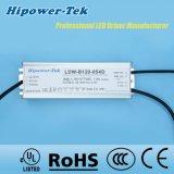 120W Waterproof o excitador ao ar livre do diodo emissor de luz da fonte de alimentação do controle IP65/67 cronometrando