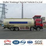 camion-citerne aspirateur de poudre de charbon de bois de l'euro 3 de 37cbm Dongfeng avec le moteur diesel de Cummins