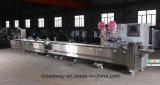 Высокоскоростная автоматическая подавая машина упаковки еды подушки с сертификатом Ce