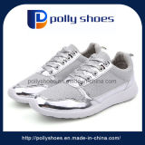 El último zapato de las señoras de los zapatos de lona de la manera de las mujeres