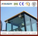 De Lader van het Wiel 3.6ton van het Nieuwe Product Gem636 van Eougem met het Wapen van de Uitbreiding