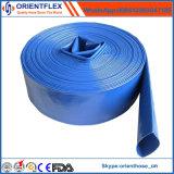 Manguito plano puesto PVC grande de la irrigación del diámetro del surtidor