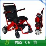 FDA 8은 경량 무브러시 Foldable 강력한 전자 휠체어를 조금씩 움직인다