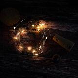 Luz decorativa superventas del corcho LED