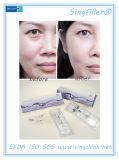 Заполнитель морщинки Hyaluronic кислоты Singfiller Cfda для Anti-Aging