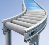 Línea transportador de rodillo del eje para el sistema logístico