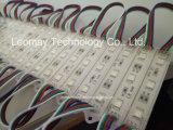 CC impermeabile 12V dell'iniezione del modulo 5050 della striscia del LED che insegue il modulo di colore LED